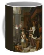 The Feast Of St. Nicholas Coffee Mug