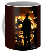 The Fireman Coffee Mug by Benanne Stiens