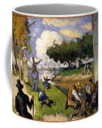 The Fishermen Fantastic Scene Coffee Mug