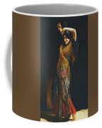 The Flamenco Dancer Coffee Mug