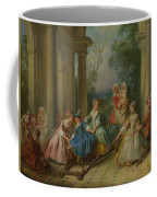 The Four Ages Of Man   Childhood Coffee Mug