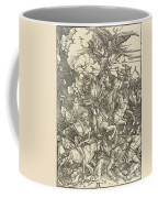 The Four Horsemen Coffee Mug