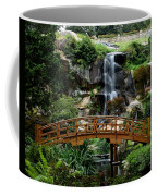 The Garden Bridge Coffee Mug