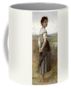 The Girl Coffee Mug