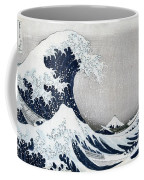 The Great Wave Of Kanagawa Coffee Mug