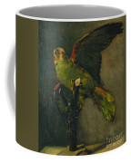 The Green Parrot Coffee Mug
