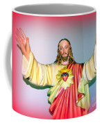 The Hands Of Christ Coffee Mug