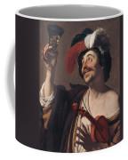 The Happy Violinist Coffee Mug