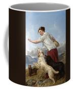 The Highland Lassie Coffee Mug