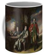 The Honorable Henry Fane With Inigo Jones And Charles Blair Coffee Mug
