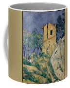 The House With The Cracked Walls Coffee Mug