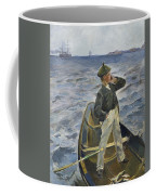 The Inshore Channel Coffee Mug