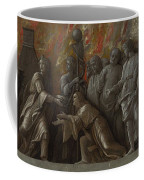 The Introduction Of The Cult Of Cybele At Rome Coffee Mug