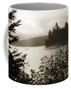The Lake Of Two Rivers At Dawn Coffee Mug