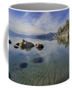 The Language Of Sands  Coffee Mug