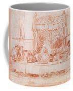 The Last Supper, After Leonardo Da Vinci Coffee Mug