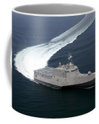 The Littoral Combat Ship Independence Coffee Mug