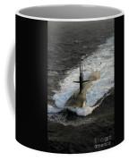The Los Angeles-class Submarine Uss Coffee Mug