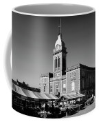 The Market Hall, Market Square, Chesterfield Town, Derbyshire Coffee Mug