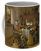The Merry Family Coffee Mug