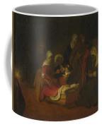 The Naming Of Saint John The Baptist Coffee Mug