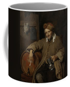 The Old Drinker Coffee Mug
