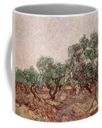 The Olive Pickers Coffee Mug