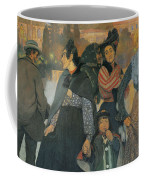 The Origins Of The Modern In Basque Coffee Mug