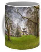 The Pagoda Battersea Park London Coffee Mug