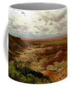 Viewpoint In The Painted Desert Coffee Mug
