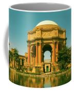 The Palace Of Fine Arts Coffee Mug
