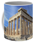 The Parthenon Acropolis Athens Greece Coffee Mug