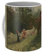 The Performing Dog Coffee Mug