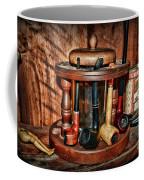 The Pipe Smoker Coffee Mug