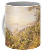 The Priest Garden Coffee Mug