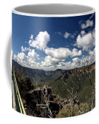 The Pulpit Rock Lookout Coffee Mug