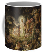 The Quarrel Of Oberon And Titania Coffee Mug