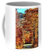 The Richness Of Autumn Treasures Coffee Mug