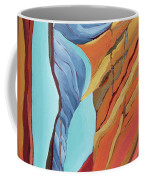 The Rocks Cried Out, Zion Coffee Mug by Erin Fickert-Rowland
