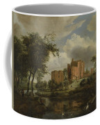 The Ruins Of Brederode Castle Coffee Mug