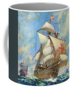 The Santa Maria Coffee Mug