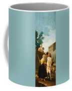 The Soldier And The Lady Coffee Mug