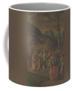 The Story Of Moses The Dance Of Miriam Coffee Mug