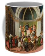 The Story Of Virginia Coffee Mug