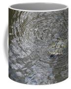 The Swimming Turtle Coffee Mug