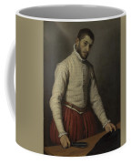 The Tailor Il Tagliapanni Coffee Mug