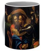 The Taking Of Christ Coffee Mug