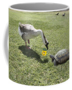 The Turtle And The Goose Coffee Mug