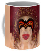 The Ultimate Warrior  Coffee Mug