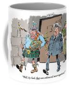 The Vacation At Gitmo. Coffee Mug